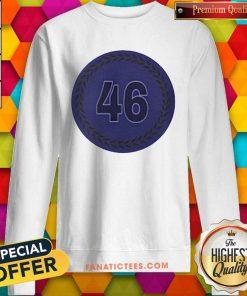 46 Baseball Sweatshirt