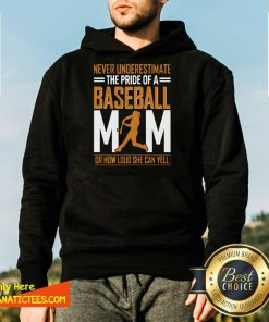 Mim De Baseball Quel Point Elle Peut Crier Fort Tata Hoodie-Design By Fanatictees.com