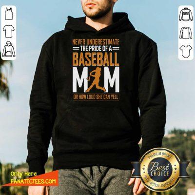 Mim De Baseball Quel Point Elle Peut Crier Fort Tata Hoodie-Design By Fanatictees.com