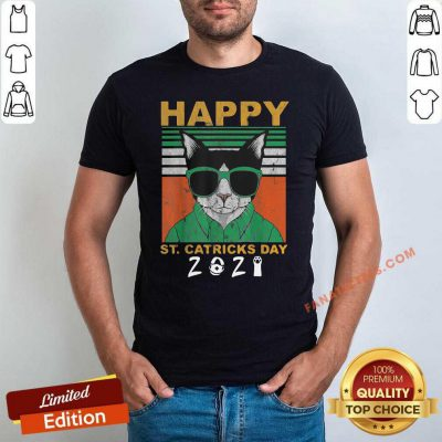 Happy St Catricks Day 2021 Patricks Day Vintage Shirt