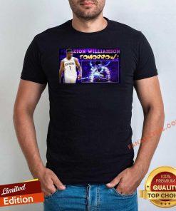 Zion Williamson Tomorrow Shirt