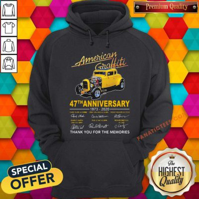 American Graffiti 47th Anniversary Hoodie