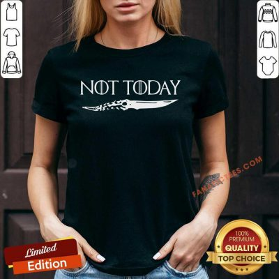 Not Today V-neck