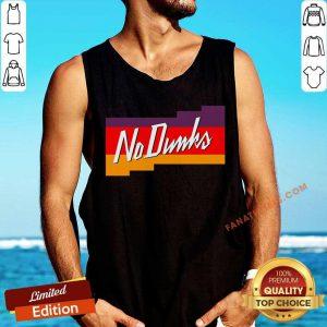 Nice Suns No Dunks Tank Top