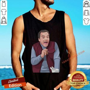 Only Fools Lines Blossom Smirk Tank Top