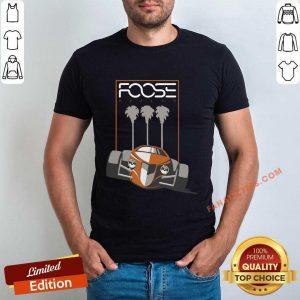Top Foose Three Palms Shirt