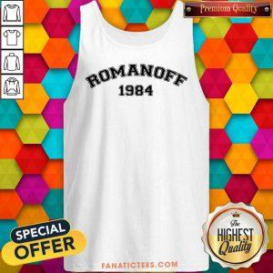 Top Romanoff 1984 Tank Top