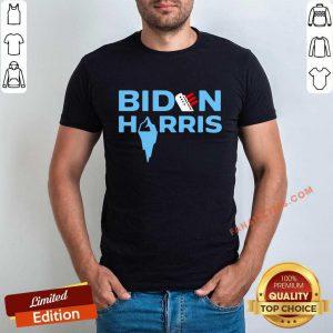 Top Titanic Biden Harris Shirt